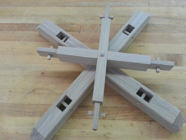 Water Bottle Stand - Woodworking Project by Steve66
