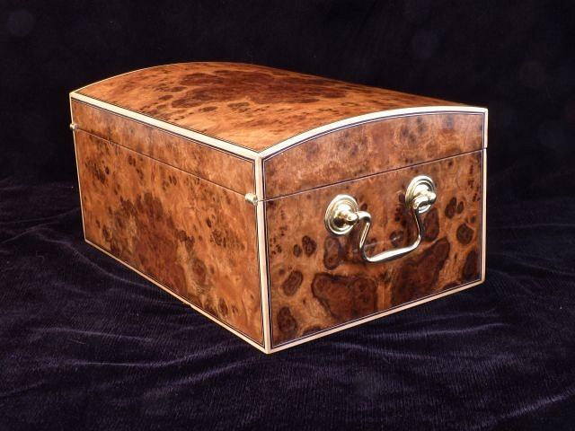 Walnut Fountain Pen Box