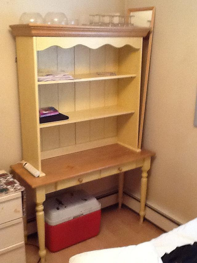 Old Project - writing desk for my wife