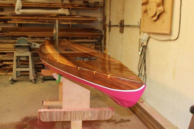 Sup - Woodworking Project by Glaros Studios