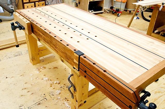 New Bench (finally!)