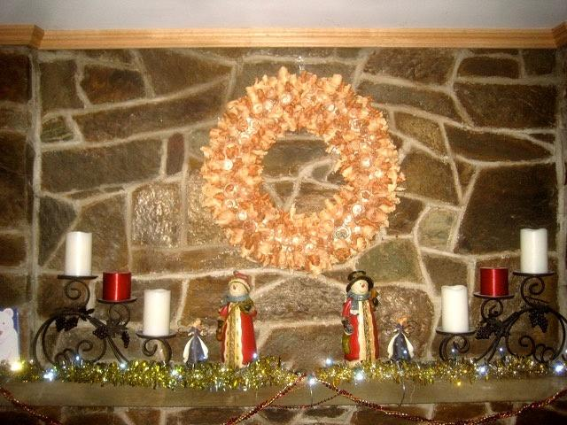 Curly Wreath - Woodworking Project by Craftsman on the Lake