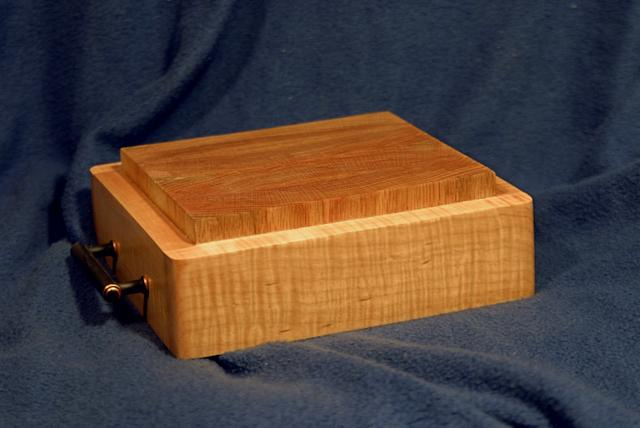 Red Oak cutting board
