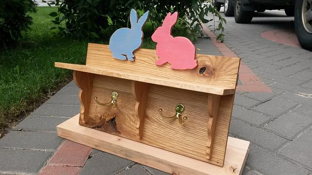 Baby gift - Woodworking Project by Brian