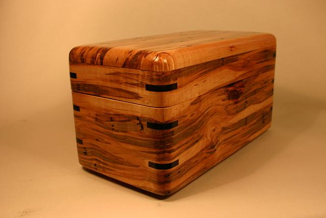 Boxguy Goes With Camo - Woodworking Project by Boxguy
