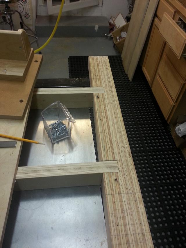 Workbench pictures #1