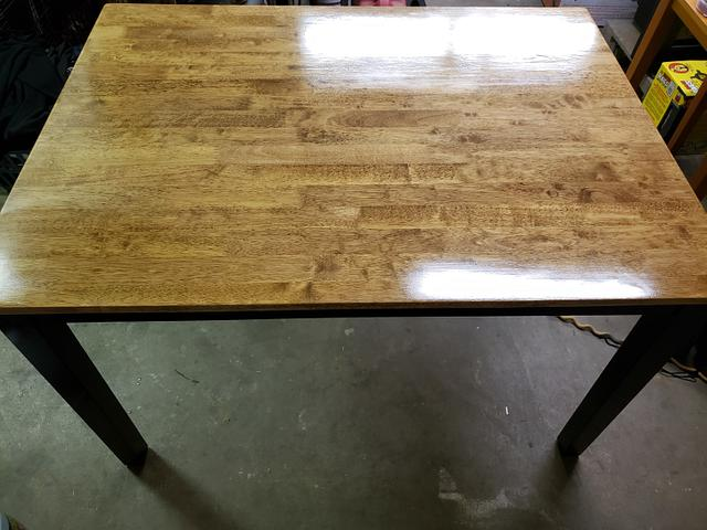 New table and chairs! - Woodworking Project by Christopher Richard