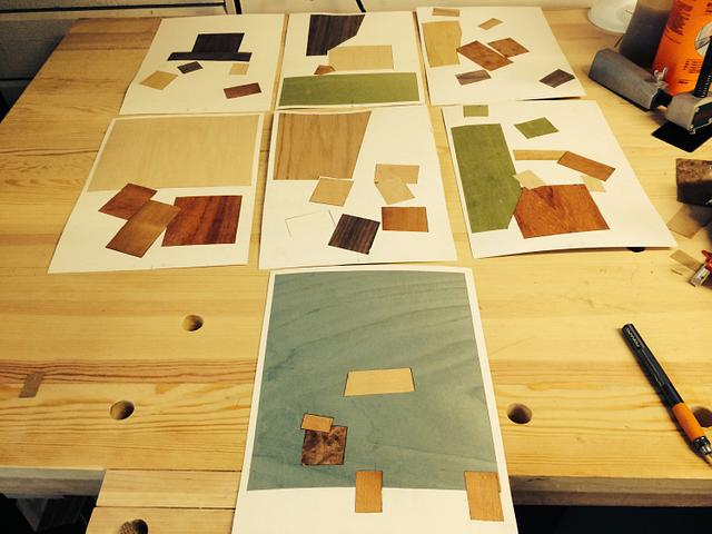 Wizard Marquetry