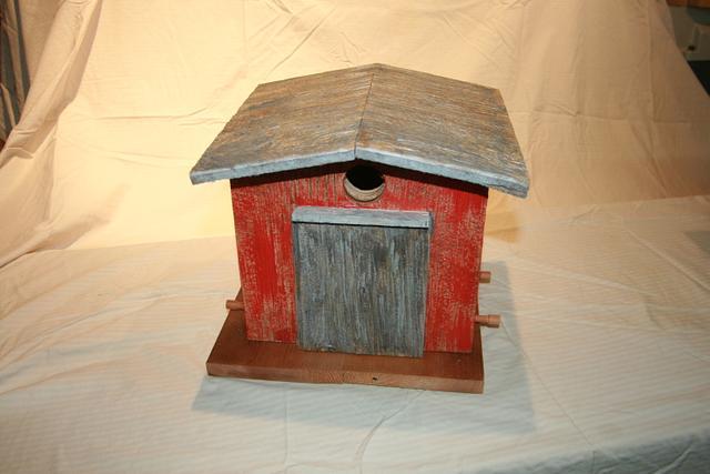 Birdhouse Madness