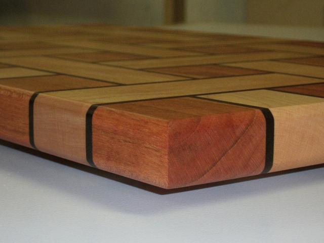 Basket Weave Cutting Boards