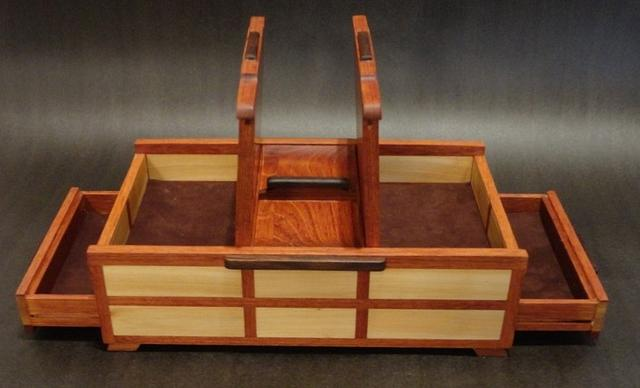 VALET-WING TOP BOX