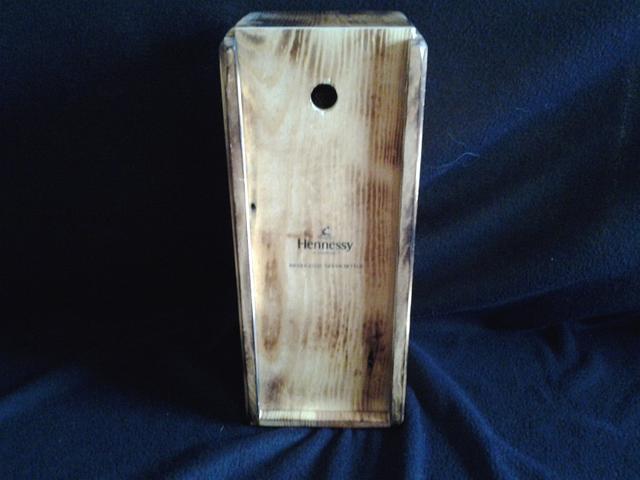 Hennessey Cognac Box