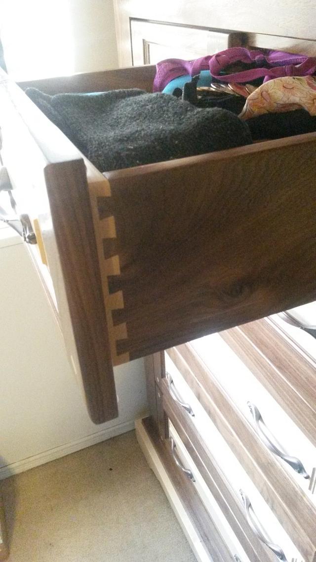 wife's dresser