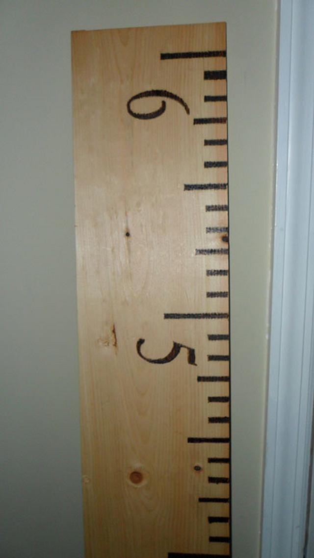 Child Growth ruler