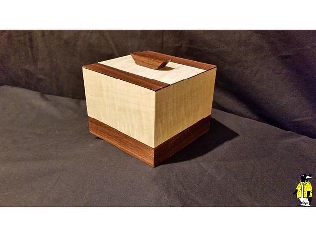 Keepsake Box as a Prize