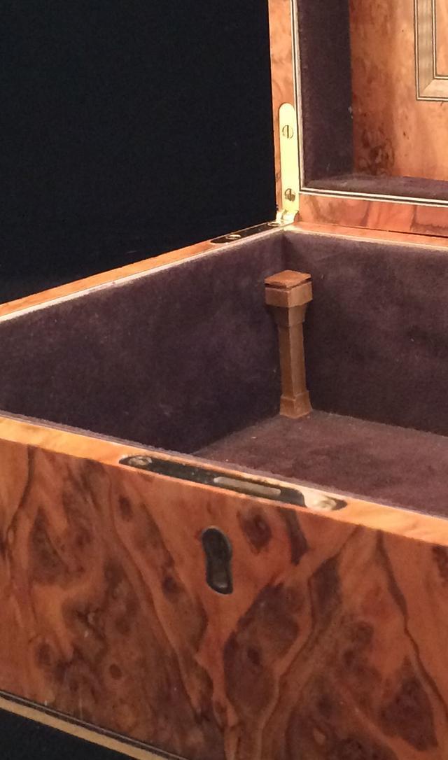 Pepperwood Writing Box