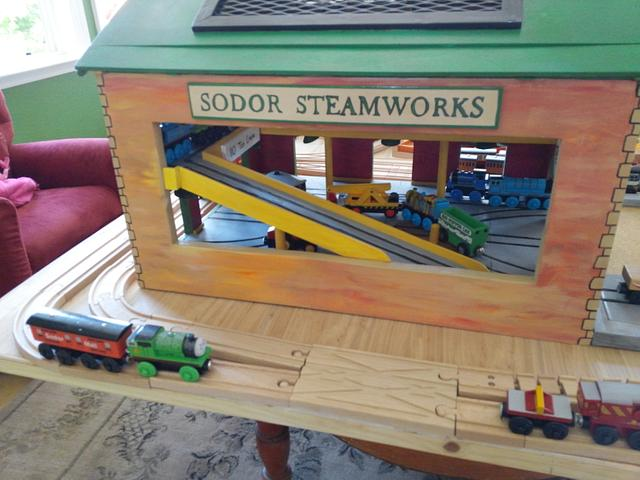 Thomas and Friends Steamworks