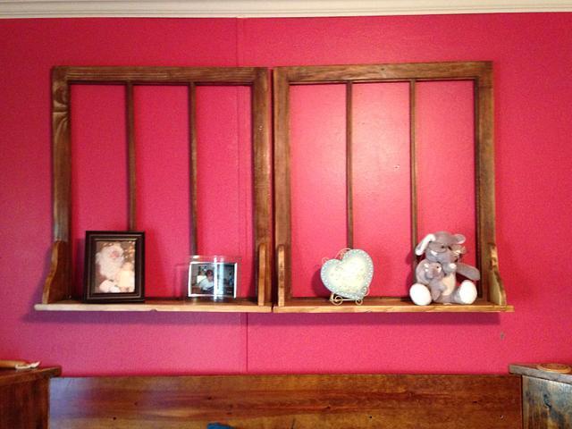 What not shelves