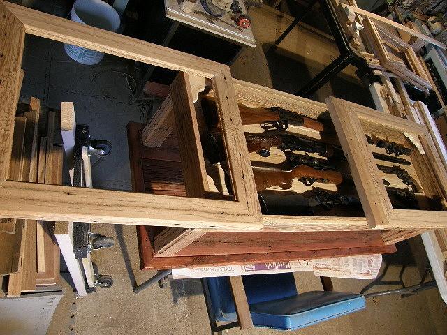 Gun Showcase/Coffee Table