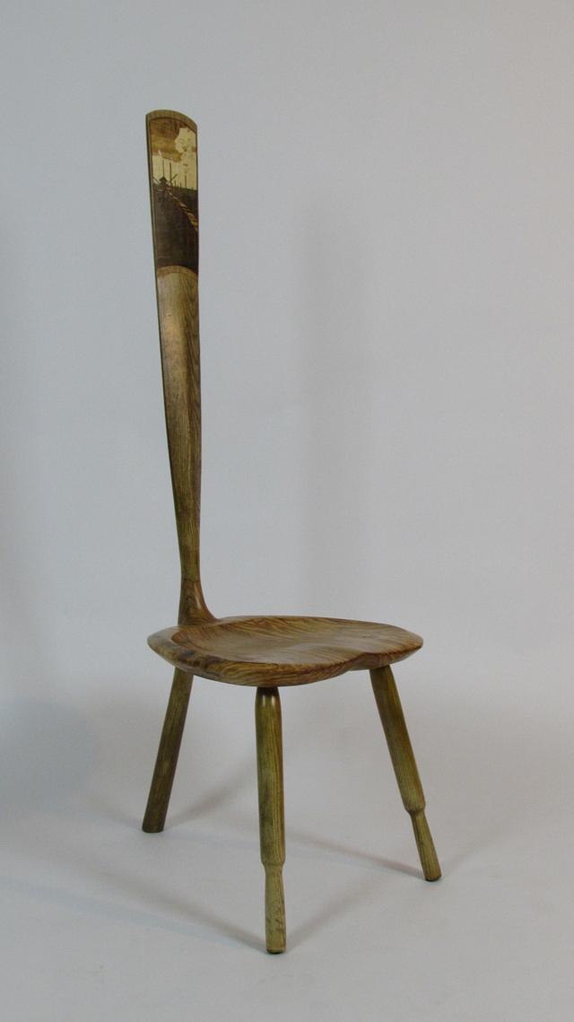 Build a Chair From an Oar - Sgabello di Fossacesia