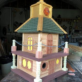 Bird House - Project by Angelo