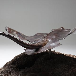 Stingray - Metalworking Project by Glaros Studios