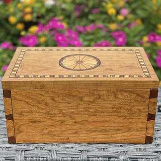 Federal inspired keepsake box - Project by MattL