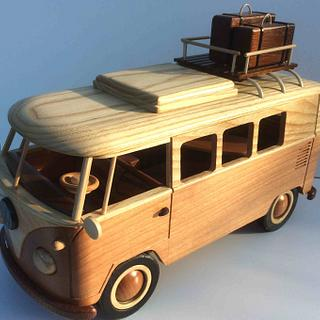 VW Campervan - Project by Dutchy