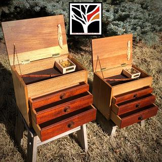 Wizard jewelry box - Project by Narinder Jugdev