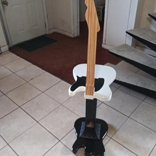 2nd guitar bar stool.