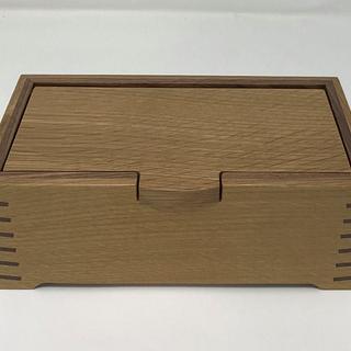 Another Rift Sawn White Oak Keepsake Box