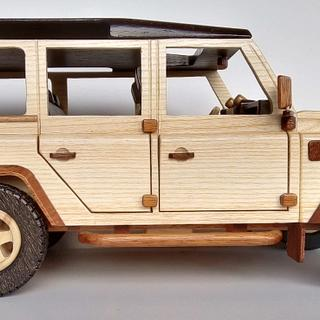 SUV 4x4 - Project by Dutchy