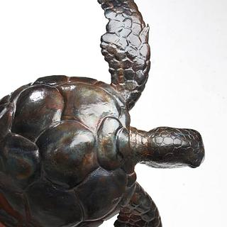 Sea Turtle - Cake by WestCoast Arts