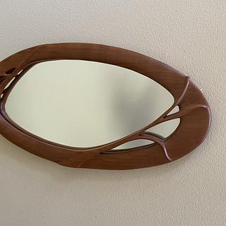 Wall mirror  - Project by Tom