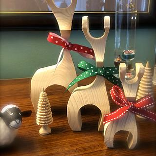 Reindeer - Woodworking Project by Dandy