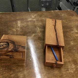 Bandsaw box build - Woodworking Project by Narinder Jugdev
