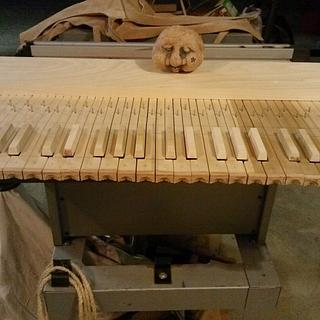 My Little Harpsichord Project - Woodworking Project by Darin