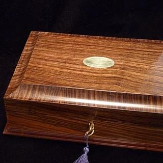 Rosewood Fountain Pen Box
