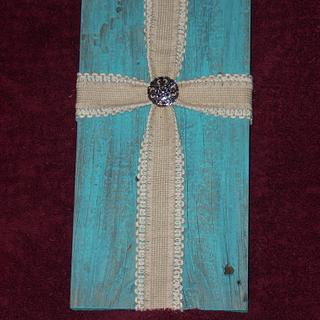 Ribbon Cross #2 - Woodworking Project by Shin