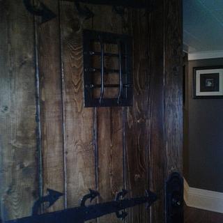 Medieval Door - Woodworking Project by sepulchre