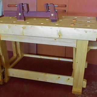 MY WORK BENCH - Project by kiefer