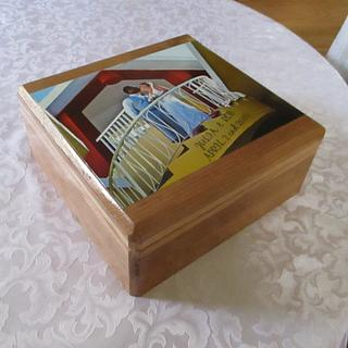 wedding box  - Woodworking Project by Bill T