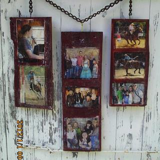 picture colage - Cake by barnwoodcreations