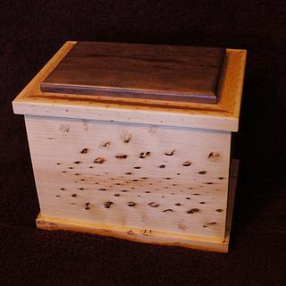 Wedding Keep Sake/Card Box - Woodworking Project by Shin