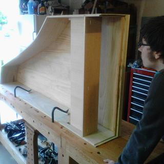 Molnar Opus1 Harpsichord Project - Project by Darin