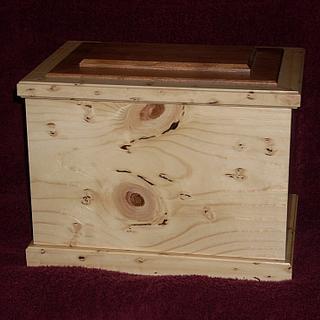 Wedding Keep Sake/Card Box #2 - Woodworking Project by Shin