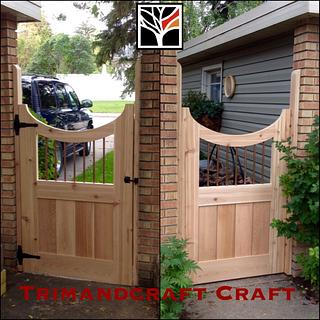 Curb appeal  - Woodworking Project by Narinder Jugdev