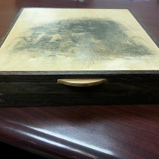 Shut The Box - Woodworking Project by David E.