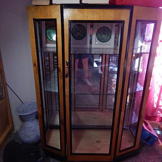 Display Cabinet - Woodworking Project by Francis Miles