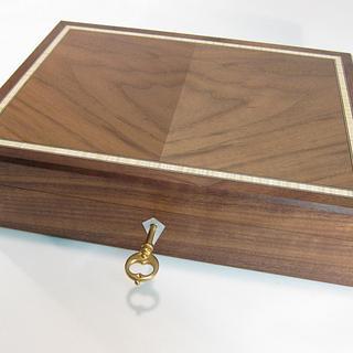 Crawford box  - Project by David Clark